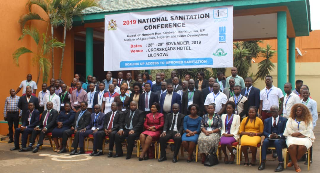 Regulation is keynote address at Malawi 1st National Sanitation Conference